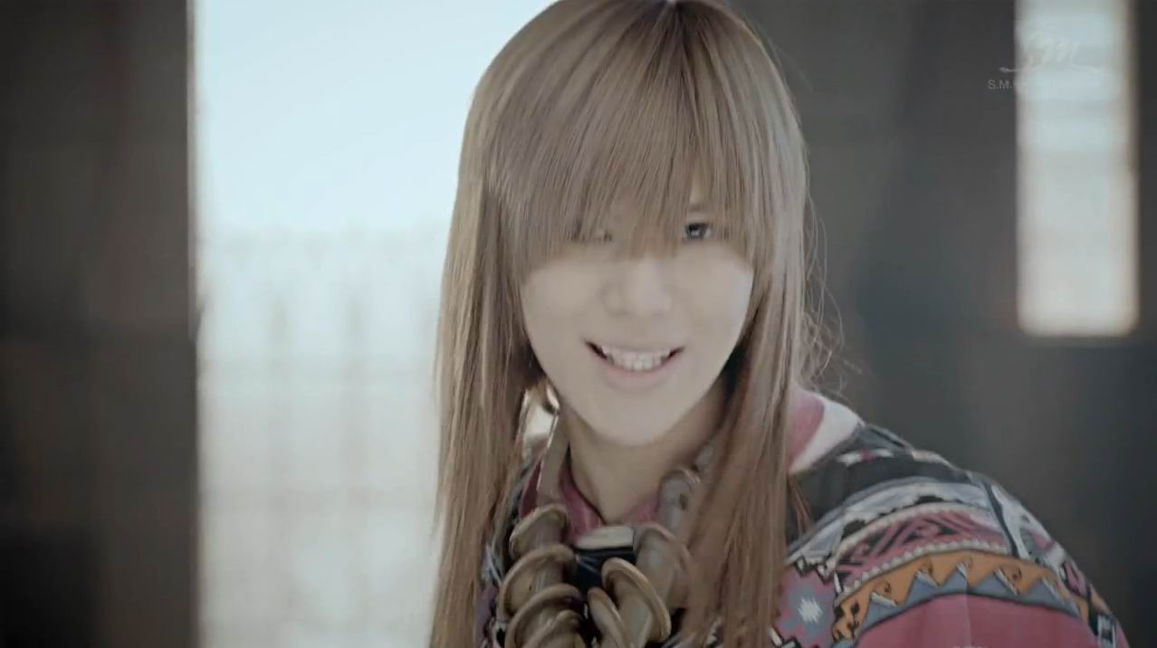 shinee sherlock taemin long hair | Asian Music Invasion